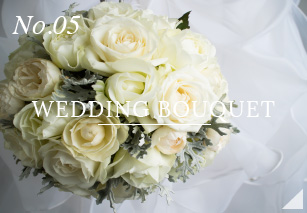 WEDDING BOUQUET SET